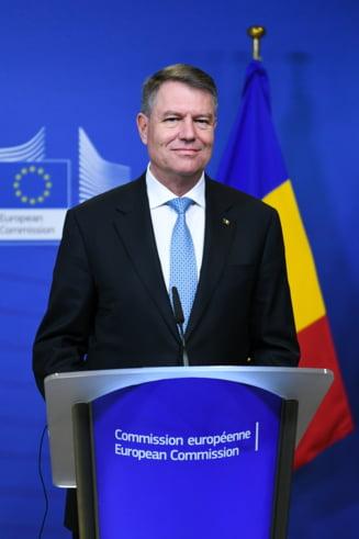 Iohannis: Nu considera nimeni ca in Romania nu mai functioneaza statul de drept. Nu trebuie sa intram in panica asa, din oficiu