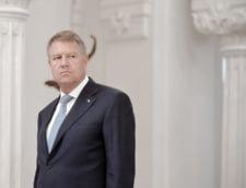 Iohannis: Nu imi imaginez alte metode de schimbare a Guvernului decat cele democratice