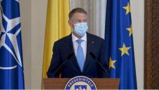 Iohannis: Prioritatea zero este acum lupta cu pandemia si salvarea vietii cat mai multor romani. Ministrii trebuie sa rezolve crize nu sa le provoace VIDEO