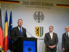 Iohannis: Puteam sa fim in rand cu natiile mari ale Europei, daca nu ne impiedicam de PSD