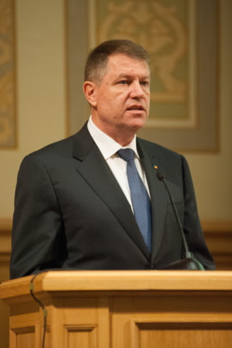 Iohannis: Romania ar putea deveni un hub al investitiilor americane in regiune (Video)
