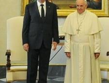 Iohannis: Romania are, prin istorie si cultura, vocatia unei relatii speciale cu Sfantul Scaun