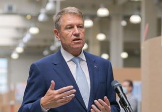 Iohannis: Romania este alaturi de Presedintia germana a Consiliului UE in centrul procesului de consolidare a UE