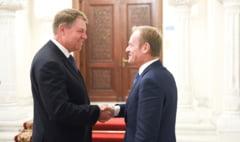 Iohannis: Romania nu accepta propuneri care conduc la o Europa cu mai multe viteze