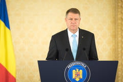 Iohannis: Romania sa mentina colaborarea cu FMI