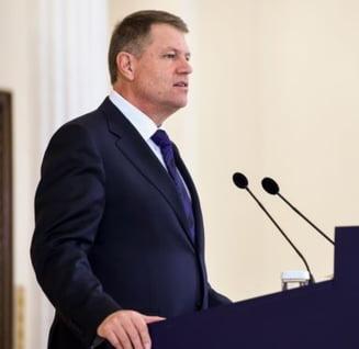 Iohannis: Romania se transforma in model pentru alte tari in ceea ce priveste lupta impotriva coruptiei
