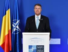 Iohannis: Romania si-a atins obiectivele la NATO. Alocarile pentru Aparare au fost apreciate, dar Guvernul sa cheltuiasca banii