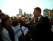 Iohannis: Sa daramam mitul ca Oltenia e rosie, culoare care inseamna saracie, coruptie, minciuna