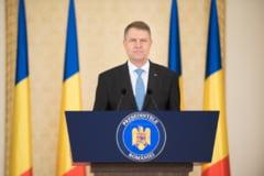 Iohannis: Sanatatea, inclusa la chestiuni de securitate nationala. Am vazut ce pagube face coruptia (Video)