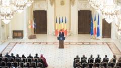 Iohannis: Spatiul Schengen este pus sub semnul indoielii, dar Romania tot vrea sa adere