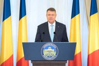 Iohannis: Suntem hotarati sa sprijinim drumul european al Republicii Moldova. Acordam un ajutor umanitar