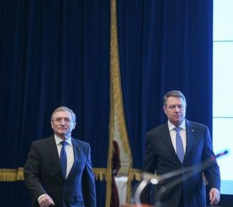 Iohannis: Tocmai persoanele care au probleme cu legea vor sa faca legea in domeniul Justitiei