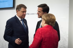 Iohannis: Toti liderii europeni sunt ingrijorati de ce se intampla in Romania