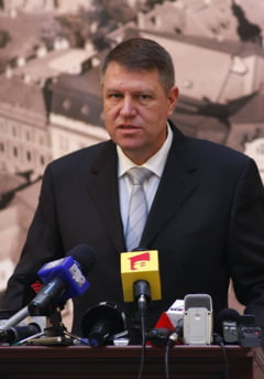 Iohannis: Ultima intalnire politica pe care am avut-o cu Basescu a fost in 2008