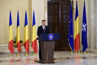 Iohannis: Un guvern stabil si cu o viziune unitara proeuropeana este de preferat in R. Moldova