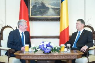 Iohannis: Vom continua neabatuti lupta anticoruptie, este vitala pentru Romania