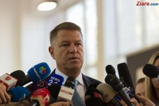 Iohannis, amendat cu 5.000 de lei pentru declaratiile despre maghiari: Decizie politica, voi ataca in instanta