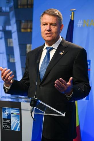 Iohannis, asteptat sa ia o decizie privitor la cea de-a doua remaniere a guvernului Dancila