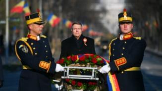 Iohannis, atac dur la Dragnea: Memoria martirilor Revolutiei e intinata de infractori care vor sa impuna amnistia si gratierea