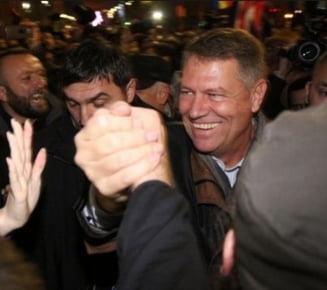 Iohannis, castigator al alegerilor in Bucuresti si Transilvania, Ponta - in Moldova si Muntenia