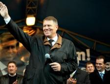 Iohannis, castigator detasat: Scor categoric. Ponta l-a felicitat. Liderul ACL s-a dus la Universitate
