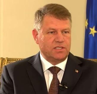 Iohannis, chestionat de presa germana despre inchisorile CIA din Romania