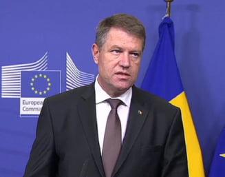 Iohannis, conferinta comuna cu Juncker: Ce asteapta Bruxelles-ul pentru a primi Romania in Schengen