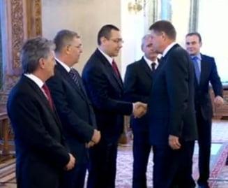 Iohannis, consultari cu partidele la Cotroceni: Acord in unanimitate pentru suplimentarea bugetului Apararii