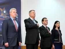 Iohannis, cuvinte de lauda pentru Ana Birchall: Au fost situatii critice in care ati fost in contrasens cu conducerea Guvernului. Am apreciat