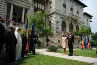 Iohannis, de Ziua Europei: Adoptarea euro, cel mai important proiect de tara al Romaniei