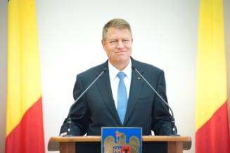 """Iohannis, de acord cu cresterea salariilor ministrilor: E in categoria """"prevenirea coruptiei"""""""