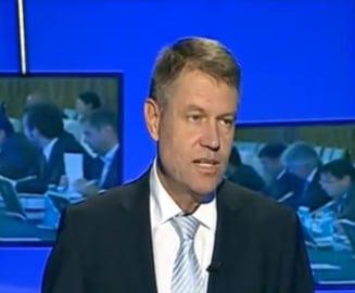 Iohannis, despre prezidentiabilul Antonescu: L-a luat valul!