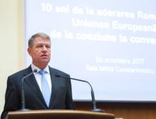 Iohannis, despre schimbarile la Pilonul II: PSD a facut un hobby din a schimba tot ce functioneaza in Romania