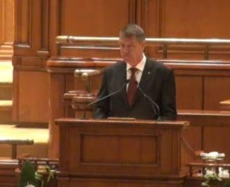 Iohannis, despre strategia de politica externa a Romaniei in urmatorii cinci ani