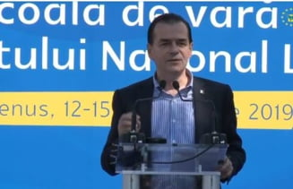 Iohannis, despre varianta Orban-premier: Ludovic, oricand! (Video)