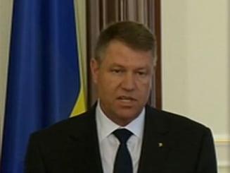 Iohannis, discurs in Ucraina, in contextul tensiunilor dintre Rusia si NATO. Porosenko l-a ascultat fara traducere