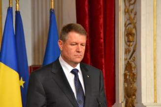 Iohannis, discutii cu ambasadorii UE despre terorism si refugiati