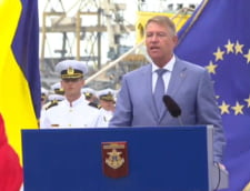 Iohannis: este nevoie si de consolidarea zonei Euro, dar si a spatiului Schengen