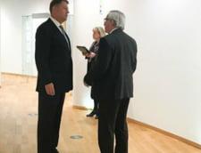 Iohannis, fata in fata cu Juncker dupa reactia dura la cererea de revocare a lui Kovesi (Foto)