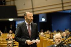 Iohannis, felicitat de liderul PPE: Valorile europene vor fi puternic protejate in anii urmatori