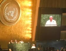 Iohannis, impresionat de papa Francisc: Un lider spiritual autentic, un om cu viziune