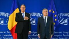 Iohannis, in PE - un discurs neutru, ca la un simpozion, fara propuneri concrete