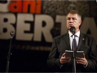 Iohannis, in The Independent, despre prioritatile sale: Nu sunt un rebel