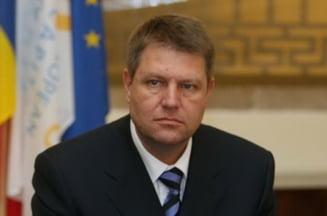 Iohannis, increzator: Tariceanu se va intoarce in PNL