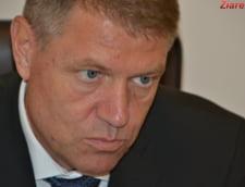 """Iohannis, ingrijorat de """"cumpana"""" din Educatie: A scazut numarul de studenti"""