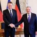 Iohannis, intalnire cu presedintele Germaniei: Cunoaste mostenirea comunismului ca nimeni altul