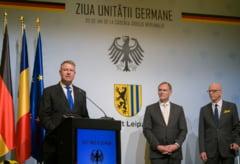 Iohannis, la 30 de ani de la caderea Zidului Berlinului: Germanii din Romania sunt parte integranta a istoriei si identitatii tarii noastre