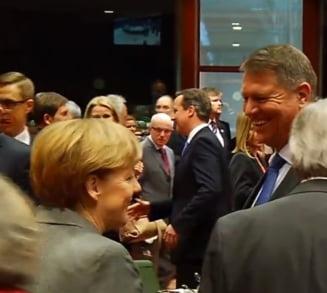 Iohannis, la Consiliul European: Romania intelege conflictul din Ucraina, ne vom implica in rezolvarea lui