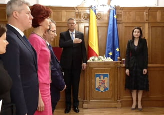 Iohannis, la bilantul Inaltei Curti: Justitia din Romania a fost supusa unor incercari de subordonare fata de politic