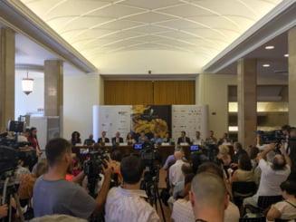 """Iohannis, la deschiderea Festivalului International """"George Enescu"""""""